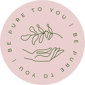 Be Pure To You Logo